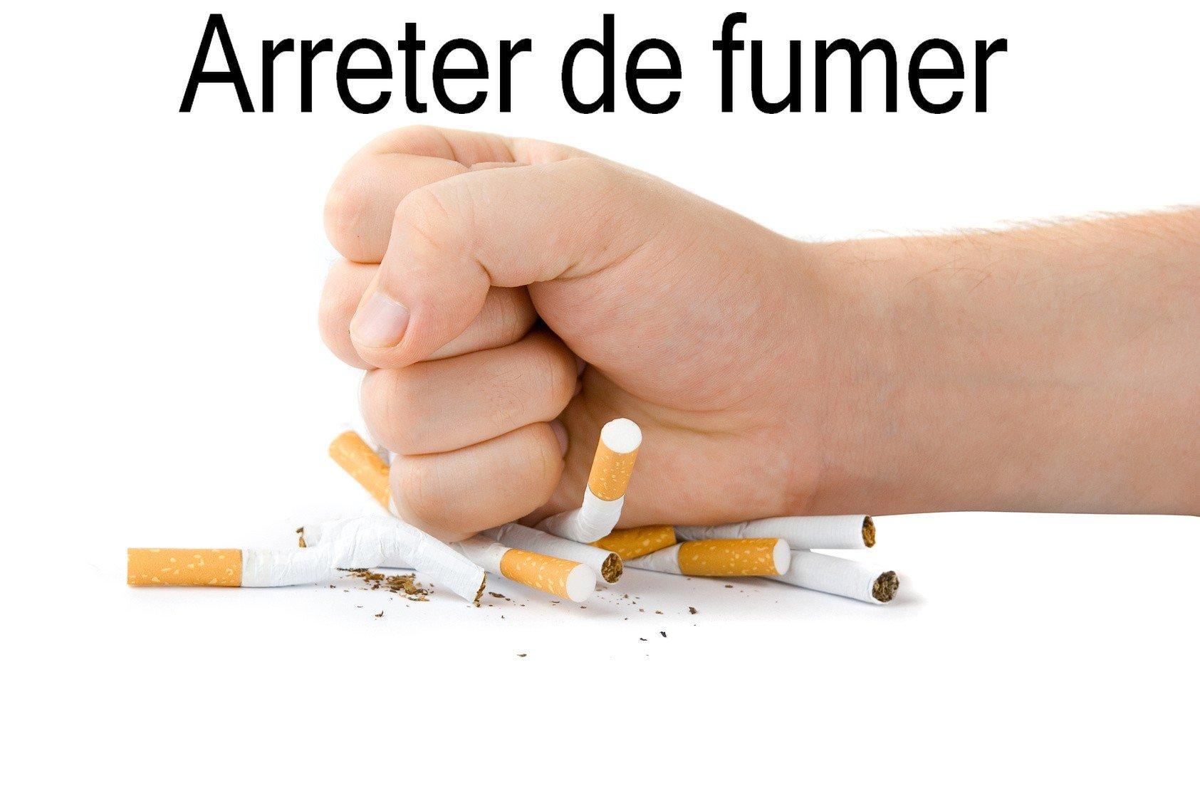 Arrêter de fumer : Le récit de mon histoire personnelle et le changement dans ma vie